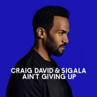 Purchase Craig David - Ain't Giving Up (With Sigala) (CDS)