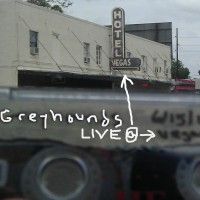 Purchase Greyhounds - Hotel Vegas On Cassette