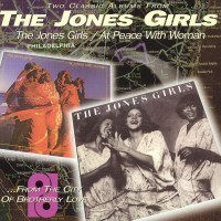 Purchase The Jones Girls - The Jones Girls & At Peace With Woman