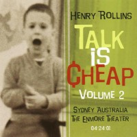 Purchase Henry Rollins - Talk Is Cheap Vol. 2 CD2