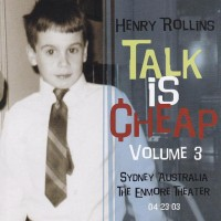 Purchase Henry Rollins - Talk Is Cheap Vol. 3 CD1