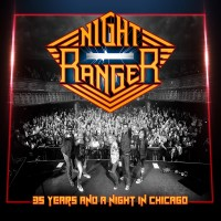 Purchase Night Ranger - 35 Years And A Night In Chicago