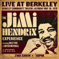 Purchase Jimi Hendrix - Live At Berkeley (Reissued 2003)