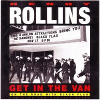 Purchase Henry Rollins - Get In The Van CD1