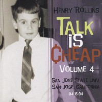 Purchase Henry Rollins - Talk Is Cheap Vol. 4 CD2