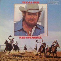 Purchase Red Steagall - Texas Red (Vinyl)