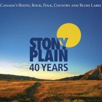 Purchase VA - 40 Years Of Stony Plain CD1