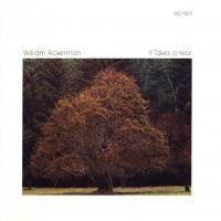 Purchase William Ackerman - It Takes A Year (Vinyl)