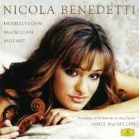 Purchase Nicola Benedetti - Mendelssohn Macmillan Mozart