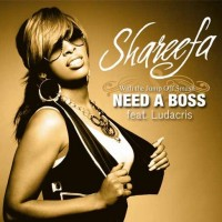 Purchase Shareefa - Need A Boss (MCD)