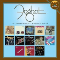 Purchase Foghat - The Complete Bearsville Album Collection CD 05: Fool For The City