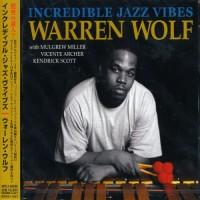 Purchase Warren Wolf - Incredible Jazz Vibes