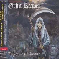 Purchase Steve Grimmett's Grim Reaper - Walking In The Shadows (Japan Edition)