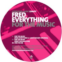 Purchase Fred Everything - For The Music (CDS)