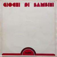 Purchase Amedeo Tommasi & Gerardo Iacoucci - Giochi Di Bambini (Vinyl)