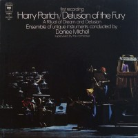 Purchase Harry Partch - Delusion Of The Fury: A Ritual Of Dream And Delusion (Vinyl) CD3