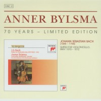 Purchase Anner Bylsma - 70 Years. Limited Edition CD2