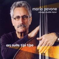 Purchase Mario Pavone - Arc Suite T/Pi T/Po (Orange Double Tenor)