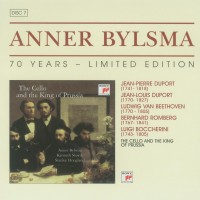 Purchase Anner Bylsma - 70 Years. Limited Edition CD7