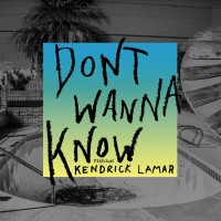 Purchase Maroon 5 - Don't Wanna Know (CDS)