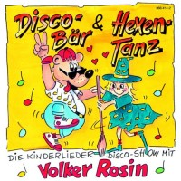 Purchase Volker Rosin - Discobar & Hexentanz