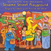 Purchase VA - Putumayo Kids Presents - Sesame Street Playground - Songs And Videos From Around The World