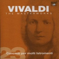 Purchase Antonio Vivaldi - The Masterworks CD23