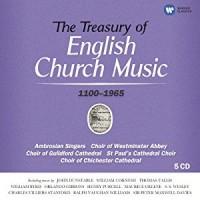 Purchase VA - Treasury Of English Church Music CD1