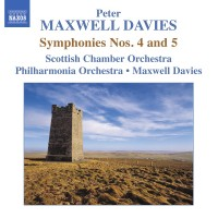 Purchase Peter Maxwell Davies - Symphonies Nos. 4 And 5