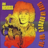 Purchase Jimi Hendrix - Live In Europe '66-'70 CD5