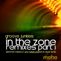 Purchase Groove Junkies - In The Zone Remixes Part 1