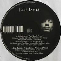 Purchase José James - Park Bench People / Visions Of Violet (VLS)