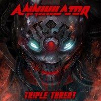 Purchase Annihilator - Triple Threat CD1