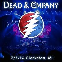 Purchase Dead And Company - 2016/07/07 Clarkston, MI CD3