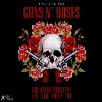 Purchase Guns N' Roses - Greatest Hits Live On Air 1989-'91 CD4