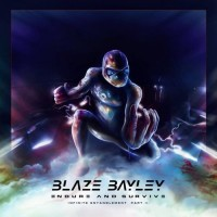 Purchase Blaze Bayley - Endure And Survive (Infinite Entanglement Part II)
