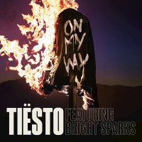 Purchase Tiësto - On My Way (Feat. Bright Sparks) (CDS)
