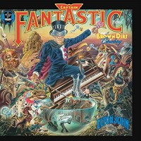 Purchase Elton John - Captain Fantastic And The Brown Dirt Cowboy