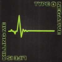 Purchase Type O Negative - Life Is Killing Me (Limited Edition) CD2