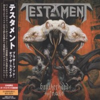 Purchase Testament - Brotherhood Of The Snake (Deluxe Edition)