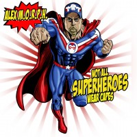 Purchase Alex M.O.R.P.H. - Not All Superheroes Wear Capes