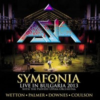 Purchase Asia - Symphonia (Live In Bulgaria 2013) CD1