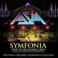 Purchase Asia - Symphonia (Live In Bulgaria 2013) CD1