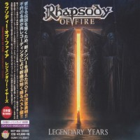 Purchase Rhapsody Of Fire - Legendary Years (Japan Edition)