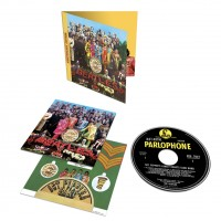 Purchase The Beatles - Sgt. Pepper's Lonely Hearts Club Band (50Th Anniversary Super Deluxe Edition) CD1