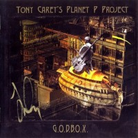 Purchase Tony Carey - Planet P Project: G.O.D.B.O.X. CD3