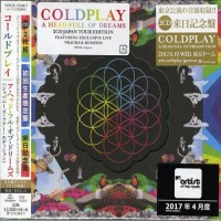 Purchase Coldplay - A Head Full Of Dreams (Japan Tour Edition) CD1
