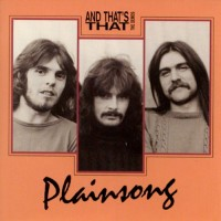 Purchase Plainsong - And That's That - The Demos