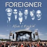 Purchase Foreigner - Alive & Rockin