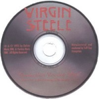 Purchase Virgin Steele - Snakeskin Voodoo Man (CDS)